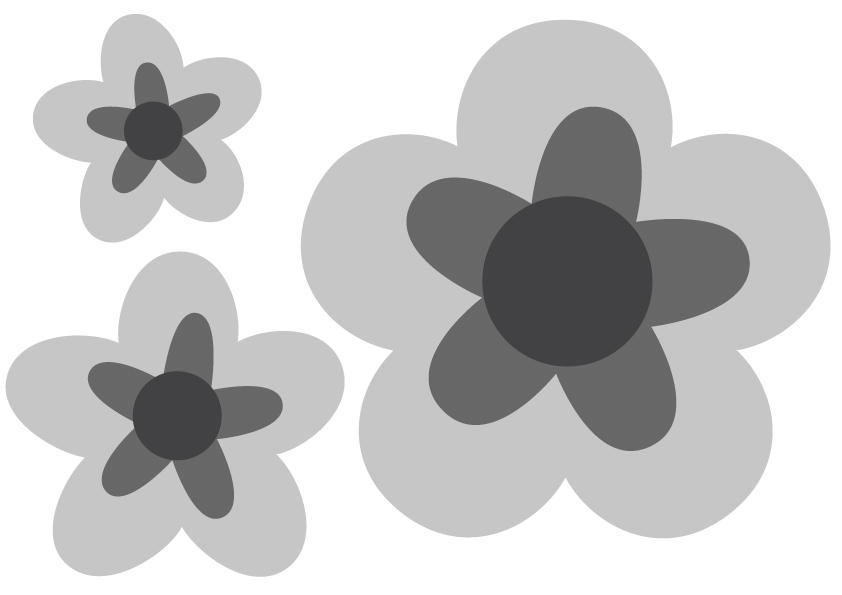 Diy Projekt Blumen Aus Laminiertem Stoff Kullaloo