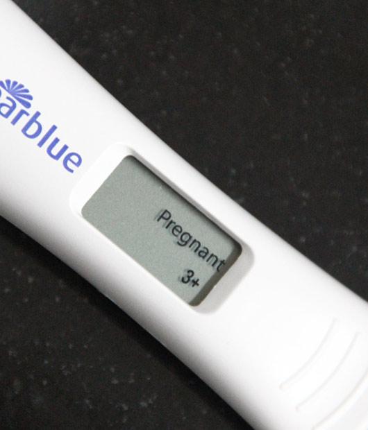 Von Fernweh und einem speziellen Urlaubsmitbringsel - Schwangerschaftstest
