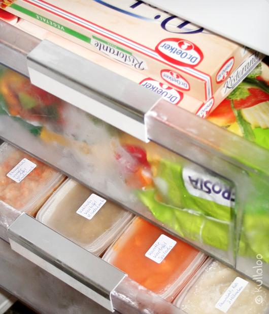 Mut zur Lücke - Selbstegkochter Babybrei vs. Tiefkühlpizza