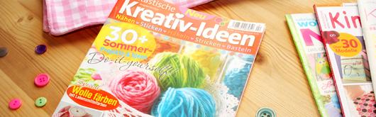 """kullaloo im DIY Magazin """"Fantastische Kreativ-Ideen"""" - Die Zeitschrift"""