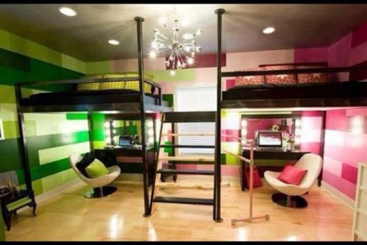 Projekt Junge-Mädchen-Kinderzimmer: Inspirationen