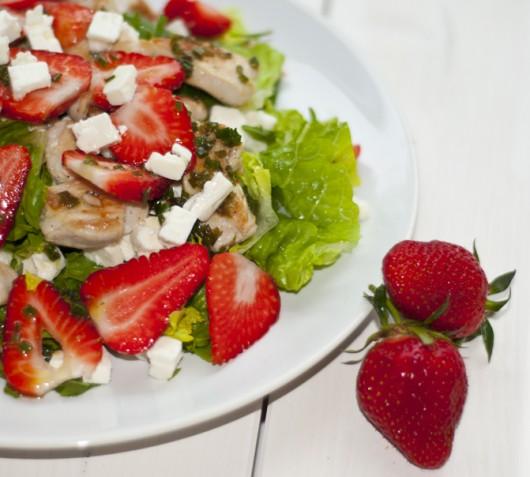 Rucola_Erdbeeren_1