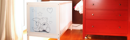 pimp my ikea kinderzimmer archives kullaloo. Black Bedroom Furniture Sets. Home Design Ideas