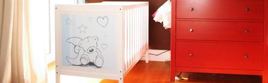 Stikkipix: IKEA-Möbel mit Folien verschönern - Artikelbild