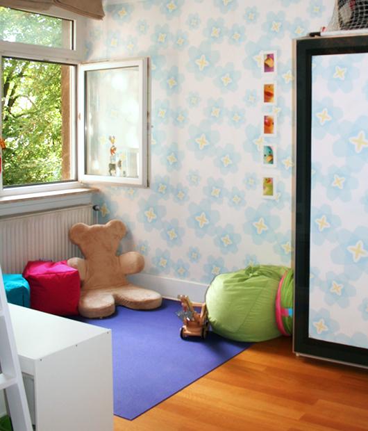 Jungs-Mädchen-Kinderzimmer: So sieht's inzwischen aus - Spielecke