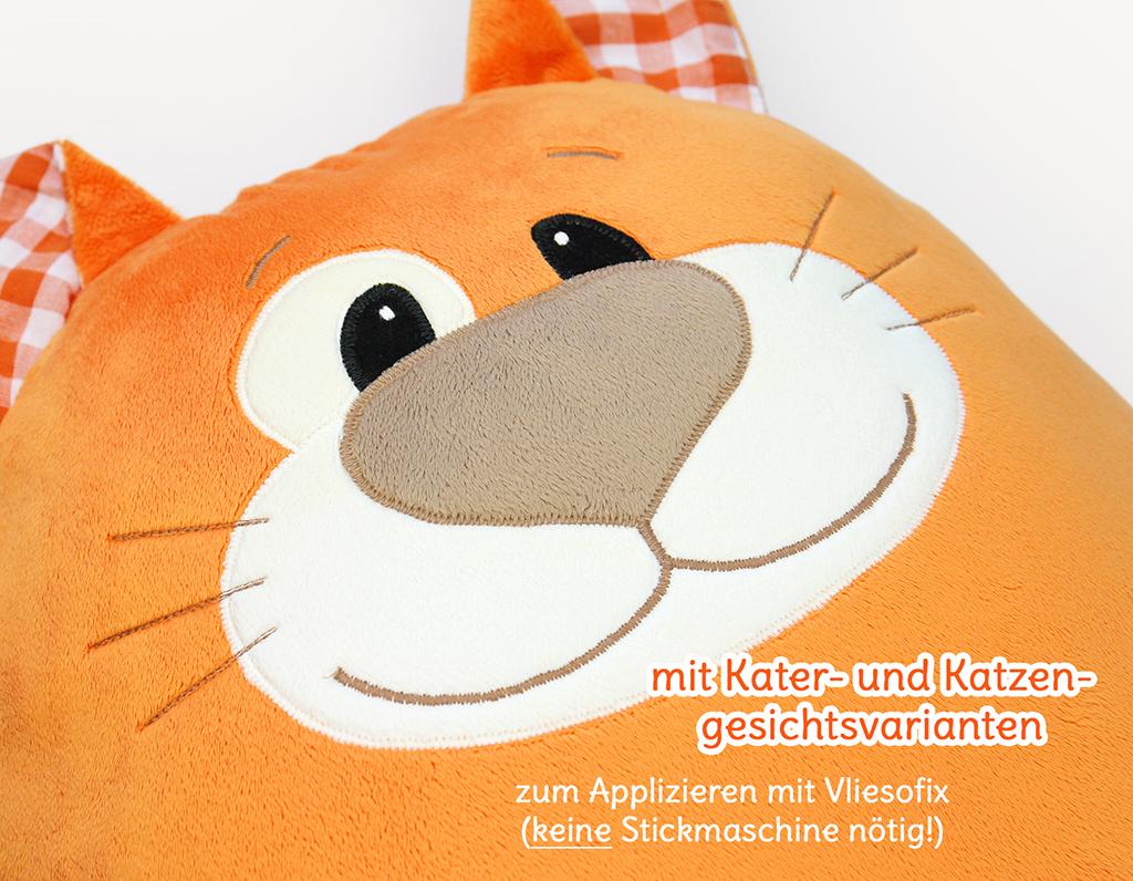 LackyCucire cucito per Gatto di Kullaloo modello bambini PZuOkXi