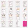 Schnittmuster Schaf Larinchen eBook PDF Seitenübersicht