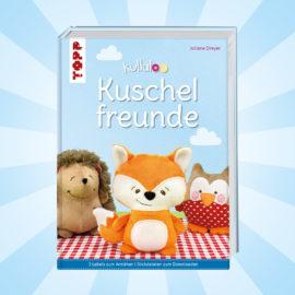 Buch kullaloo Kuschelfreunde_cover