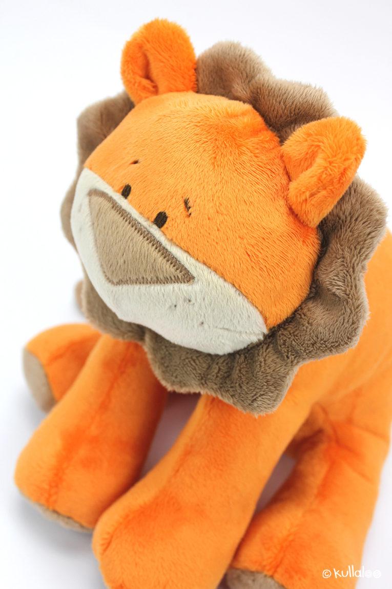 Schnittmuster Kuscheltier Löwe