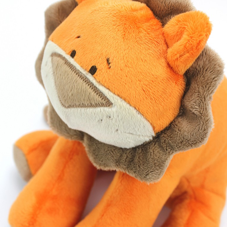 Löwe nähen: Schnittmuster Löwe \