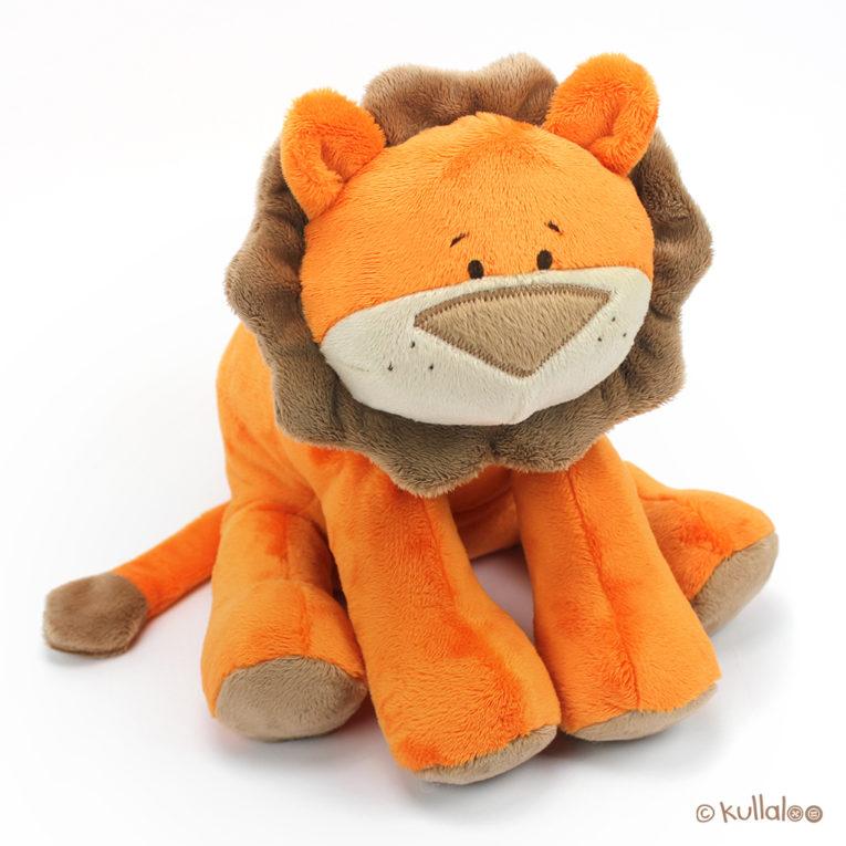 Schnittmuster Löwe Stofftier