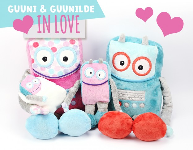Foto-Lovetsory GUUNI & GUUNILDE in LOVE