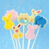 Kinder Backset: Plätzchen Backen mit Kindern - Cookie Pops