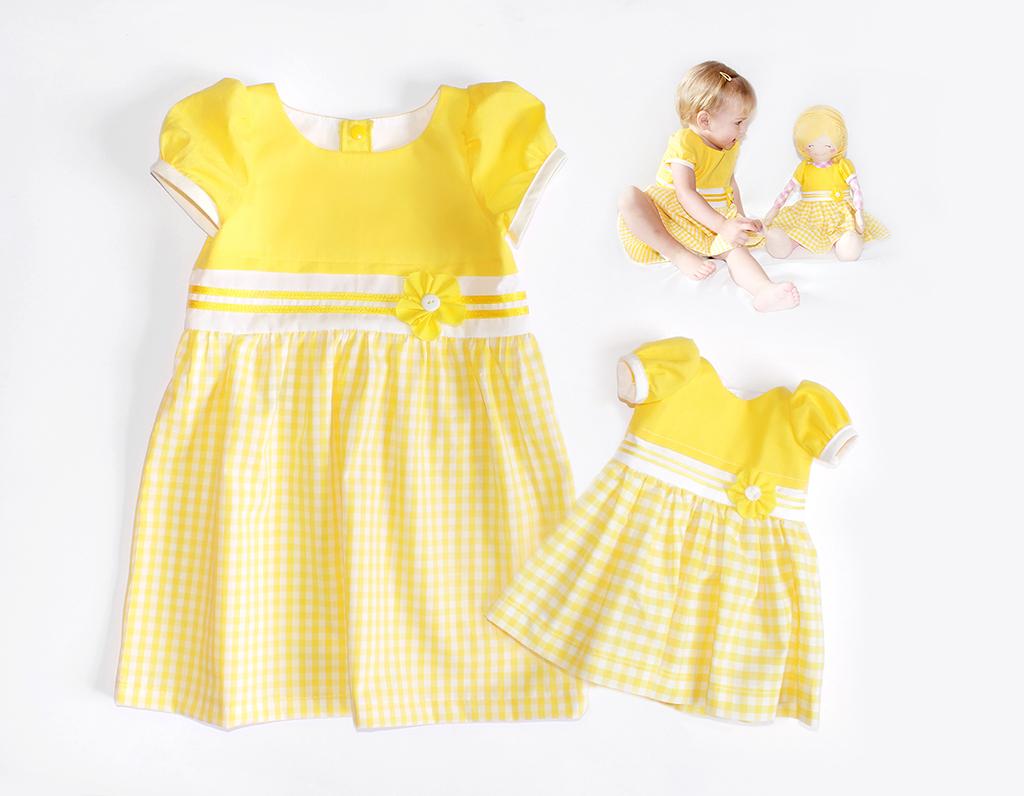 Schöne und bequeme Babykleidung nähen mit Schnittmustern von kullaloo