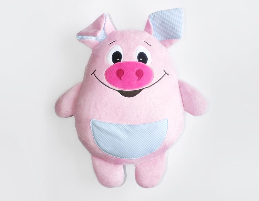 Schnittmuster Schwein \
