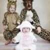 Schnittmuster Tieroverall / Tierkostüm Overall Kinder