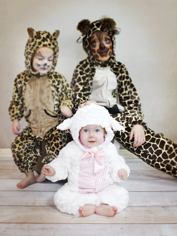 Schnittmuster Tieroverall Fur Kinder Kullaloo
