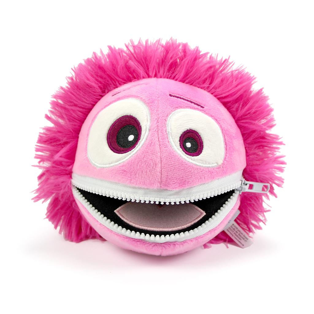 Cooler Kuller Kuscheltier pink 15cm