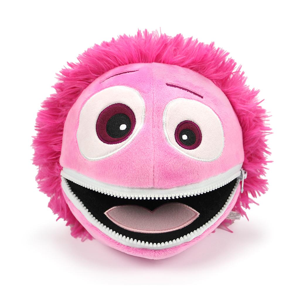 Cooler Kuller Kuscheltier pink 20cm