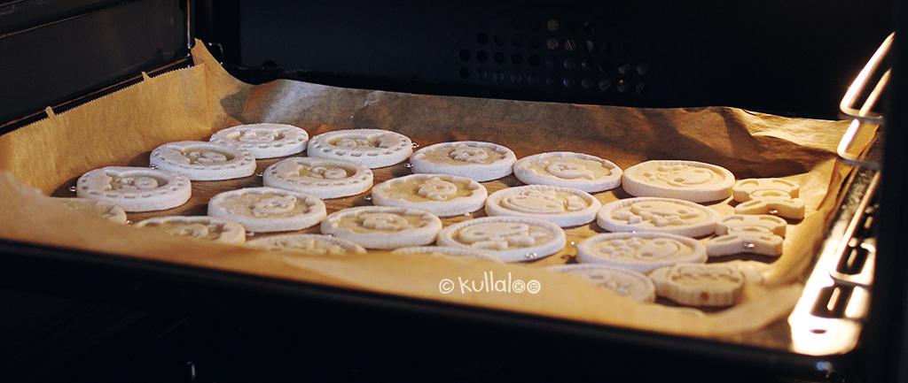 Fabulous Rezept Salzteig für Anhänger aus Salzteigplätzchen | kullaloo FL09