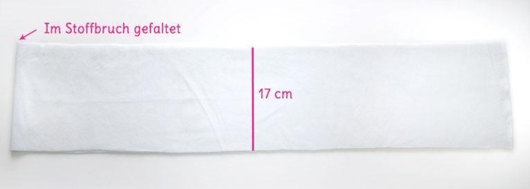 Patchworkdecke Nähanleitung: Rag Puff Quilt nähen - Schritt 1a