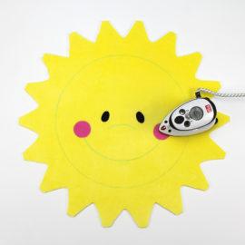 Kostenloses Schnittmuster Sonne - Schritt 3c