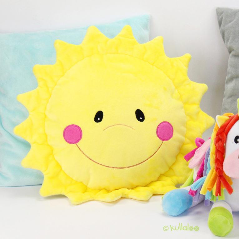 Nähanleitung Sonne