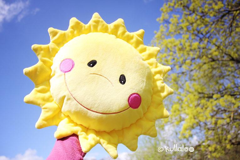Schnittmuster Sonne nähen - Anleitung