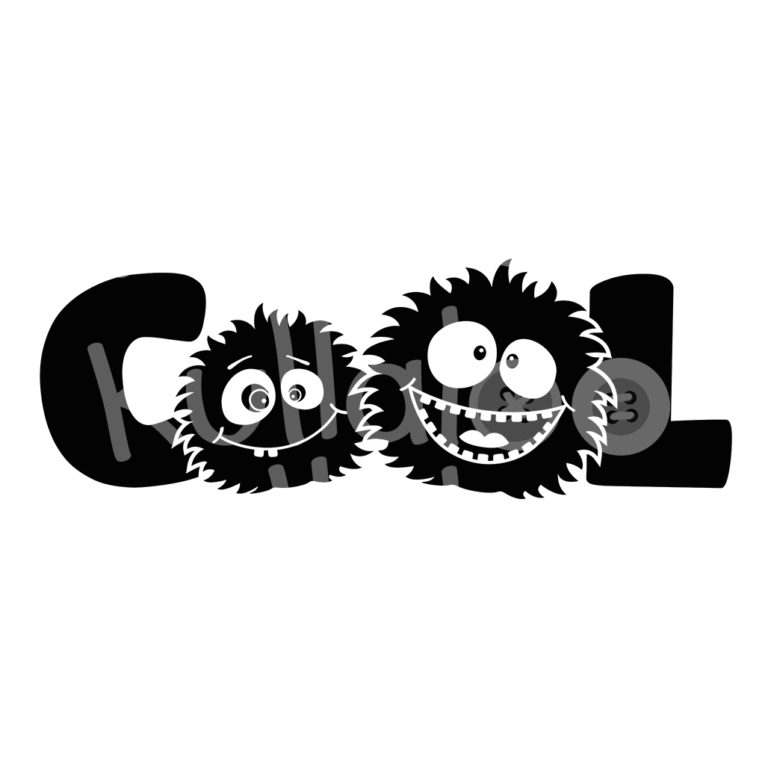 Plotterdatei Cool - Coole Kuller