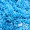 Langhaar Zottelplüsch blau