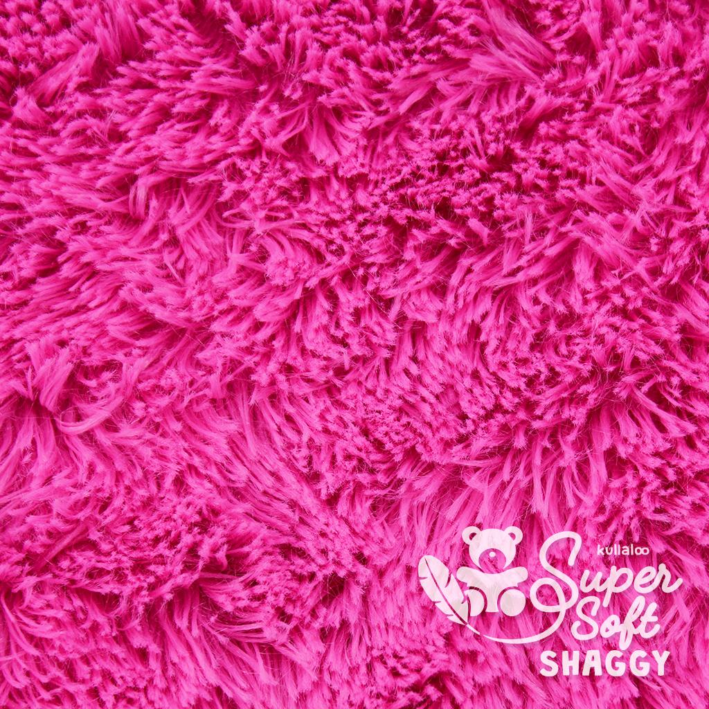 Kullaloo Zottelplüsch Super Soft SHAGGY Florlänge 30 mm