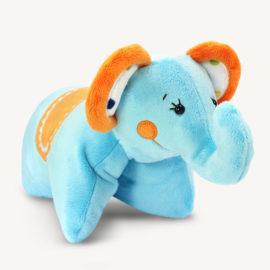 "Elefant nähen: Schnittmuster ""ELLI FANT"""