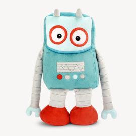 "Roboter nähen – Kuschelfreund ""GUUNI"""