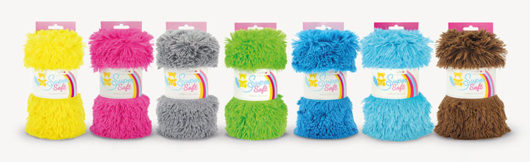 Zottelplüsch SuperSoft SHAGGY