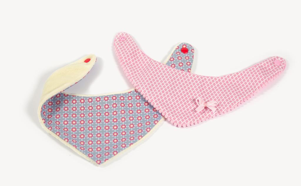 Babykleid kostenloses schnittmuster Jersey Babykleid