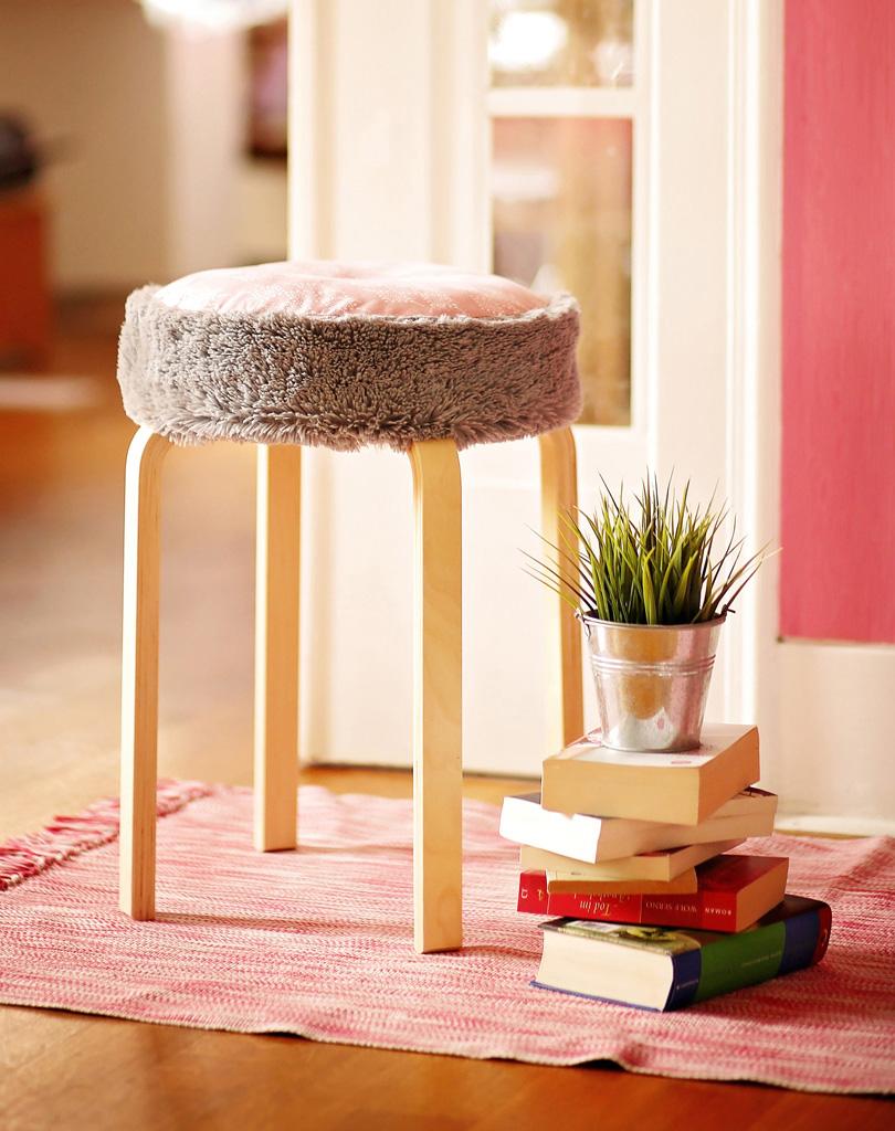 Ikea Frosta Hack Hocker Sitzkissen Nähen Kullaloo