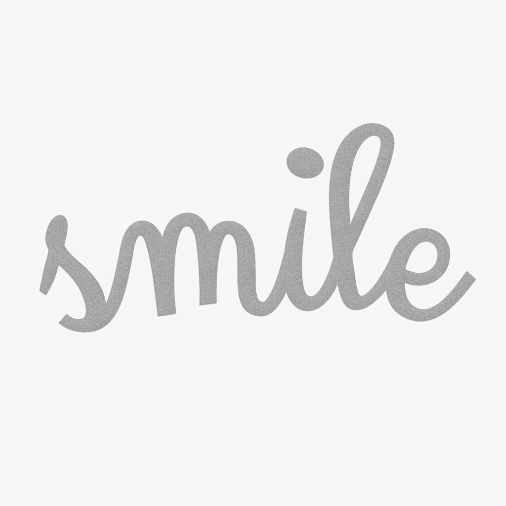 bilder zum aufb geln b gelmotiv smile flock kullaloo. Black Bedroom Furniture Sets. Home Design Ideas