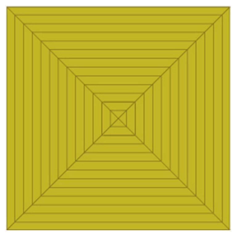 "Kissen selber nähen: Schnittmuster und Anleitung ""Geometric Stripes"""
