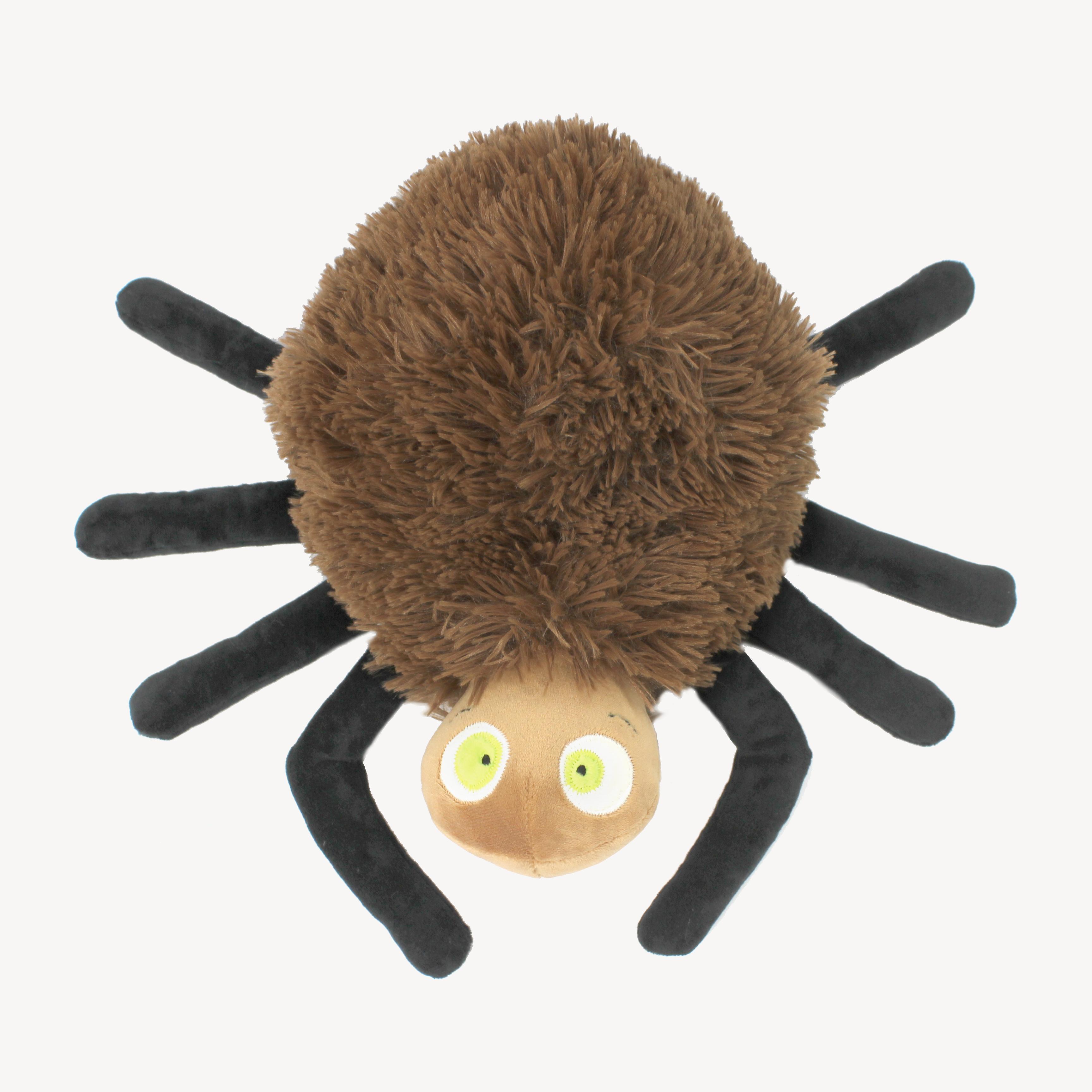 Spinne nähen: Schnittmuster \