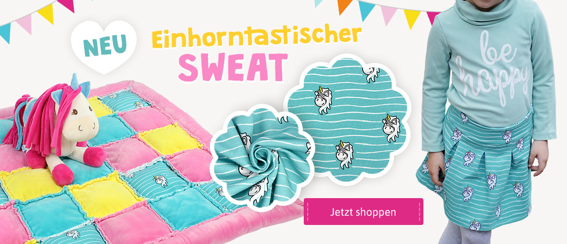 Sweat Einhorn