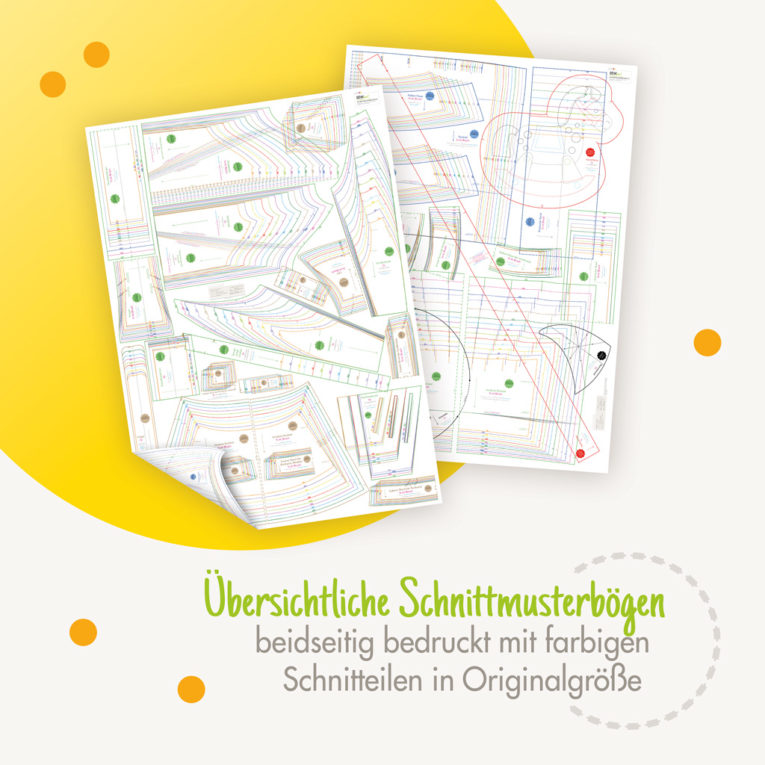 Zeitschrift Schnittmuster SEWwhat? 2017 byGraziela Special Edition