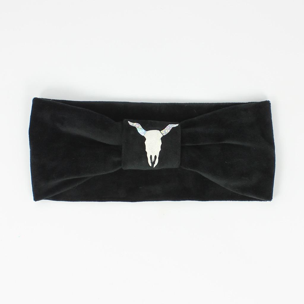 diy f r m tzenmuffel kuschelweiches stirnband n hen. Black Bedroom Furniture Sets. Home Design Ideas