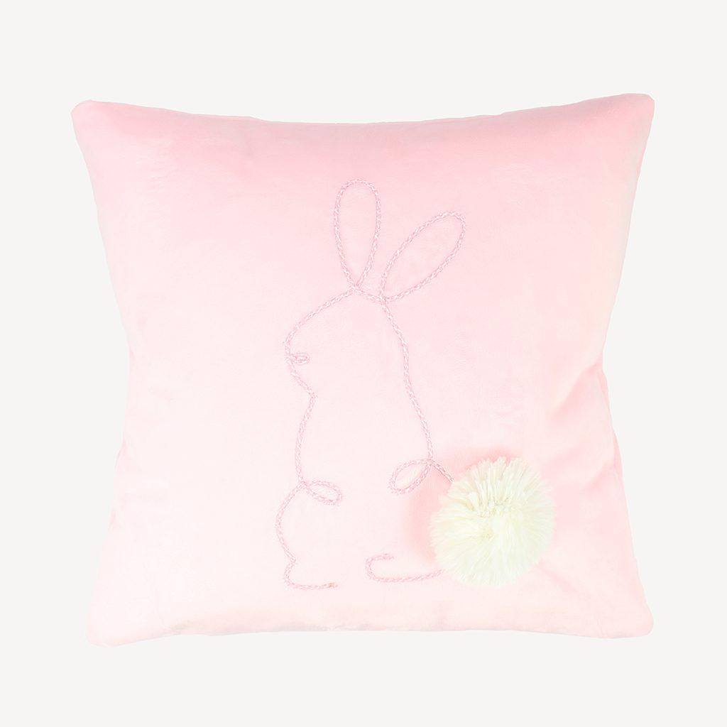 Frühlingshafte Osterdeko nähen für deine Couch