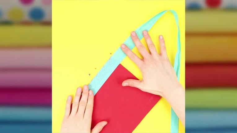 Quick Tip: Schrägband an Ecken und Rundungen nähen