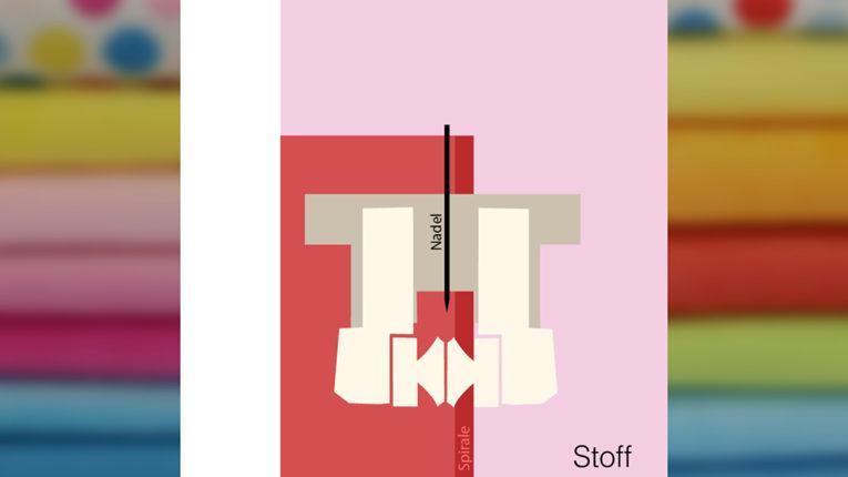 Quick Tip: einen nahtverdeckten Reißverschluss einnähen