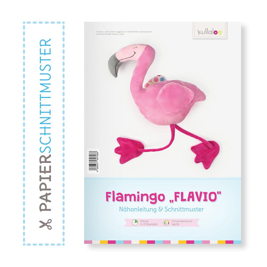 Nähanleitung Flamingo FLAVIO mit Schnittmuster