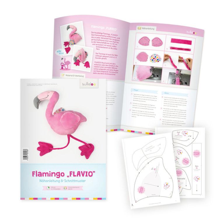 Schnittmuster Flamingo FLAVIO