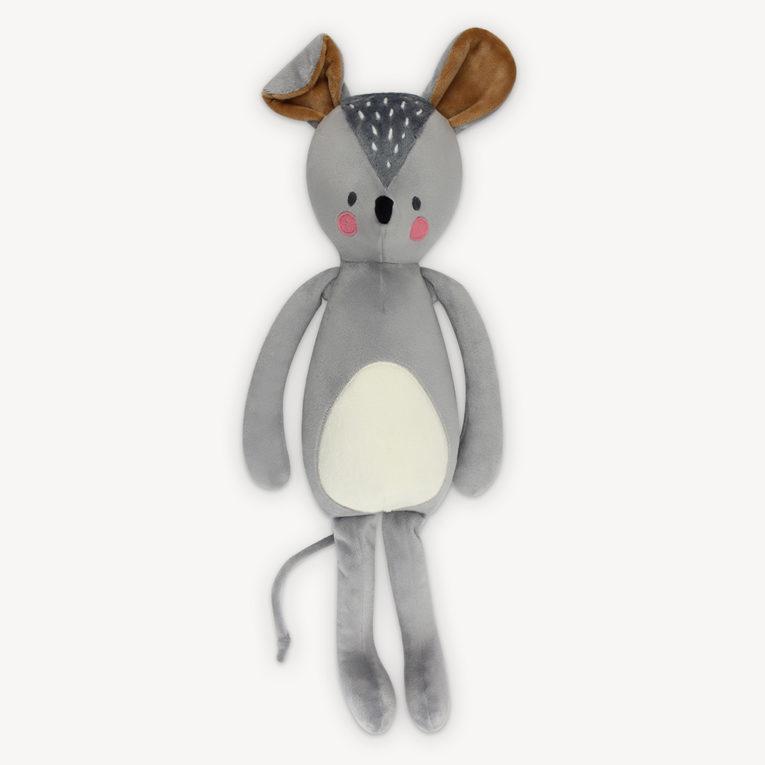 "Schnittmuster Maus ""MATTES"" by Lila-Lotta"