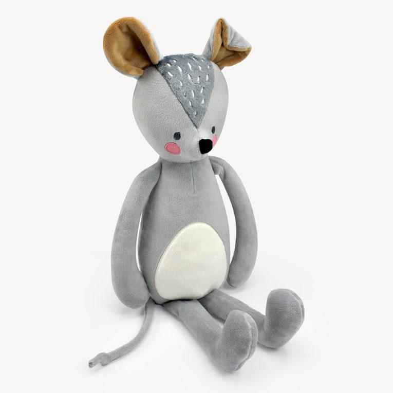 """Maus nähen: Schnittmuster Maus """"MATTES"""" by Lila-Lotta"""