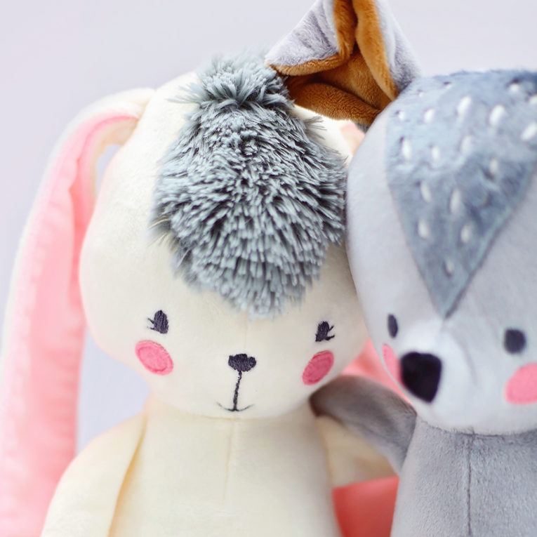 Schnittmuster Hase MELLY by Lila-Lotta